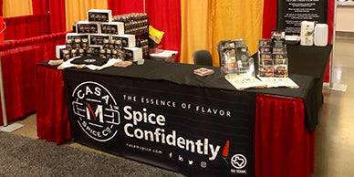For the Best BBQ Rubs for Sale, Choose Casa M Spice Co?