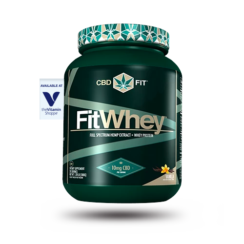 Fit Whey - Vanilla