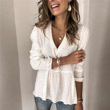Load image into Gallery viewer, V-Neck Blouse
