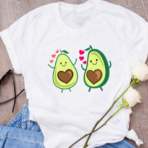 Avocado Graphic Tees