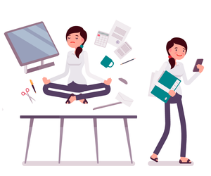 Success tips on organization and countering stress in dentistry as an office manager!