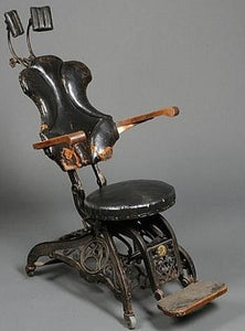 A Gallery curated of bizarre antique dental equipment