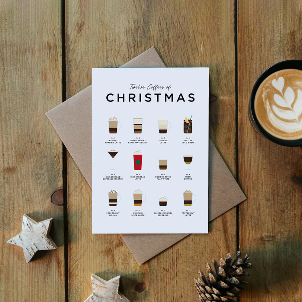 5 Reasons Why You Should Send Personalised Christmas Cards This Year