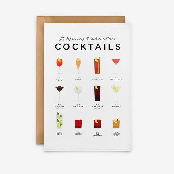 It's Beginning To Look A Lot Like Cocktails
