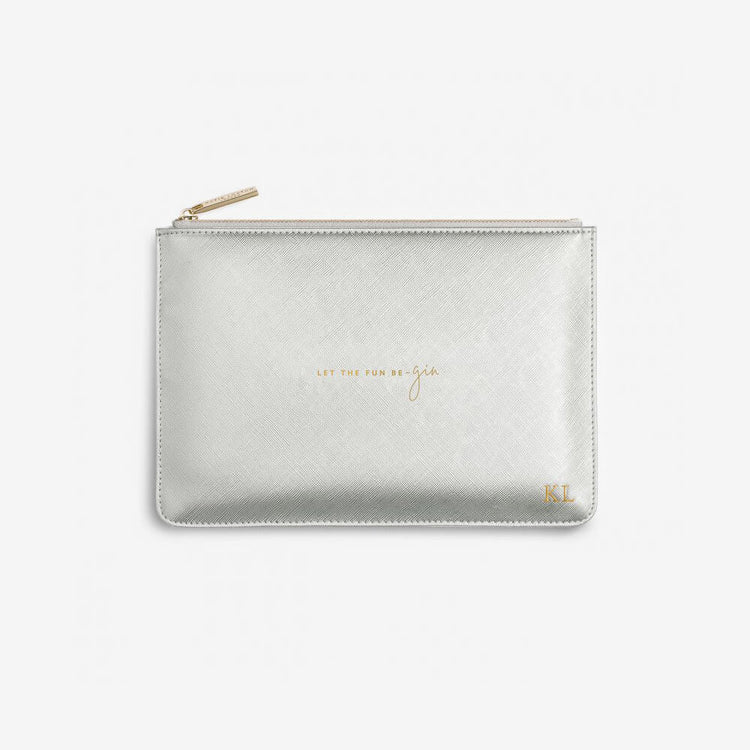 Katie Loxton 'Let The Fun Be-Gin' Pouch