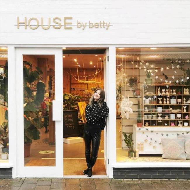 House by Betty, Carmarthen