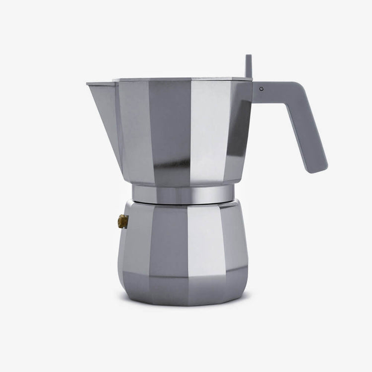 Coffee Lover Gifts 02: Alessi Moka 6-Cup Espresso Coffee Maker