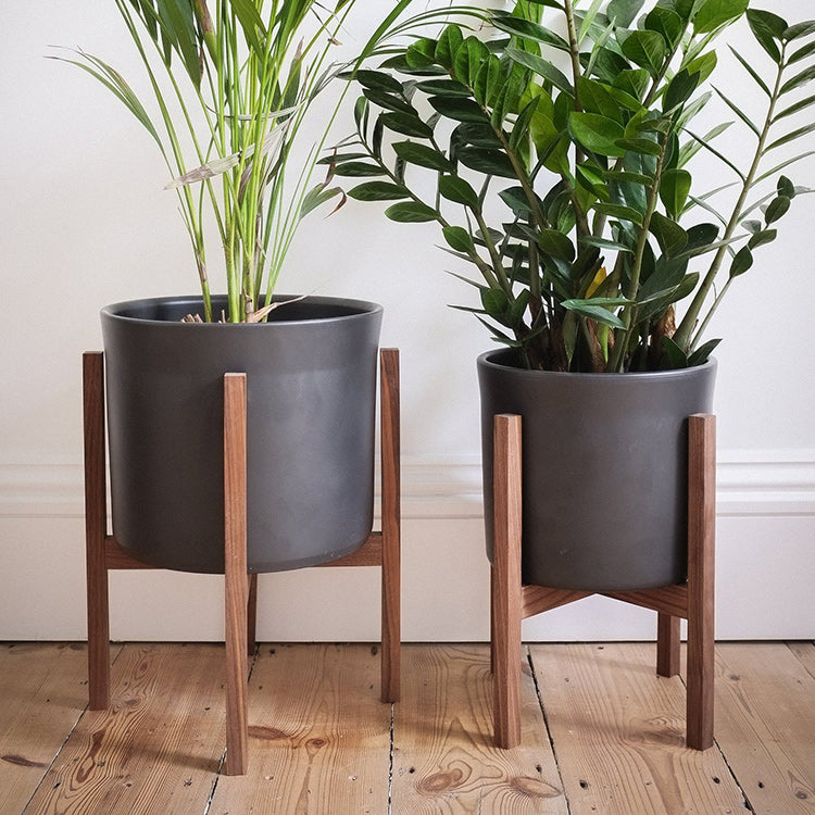Mid Century Plant Stand – Etsy