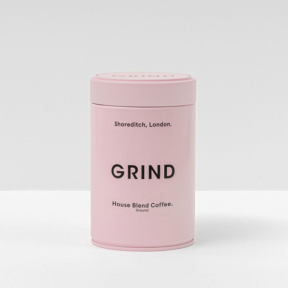 Coffee Lover Gifts 11: Grind Refillable Coffee Tin