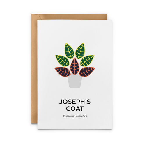 Joseph's Coat Greeting Card