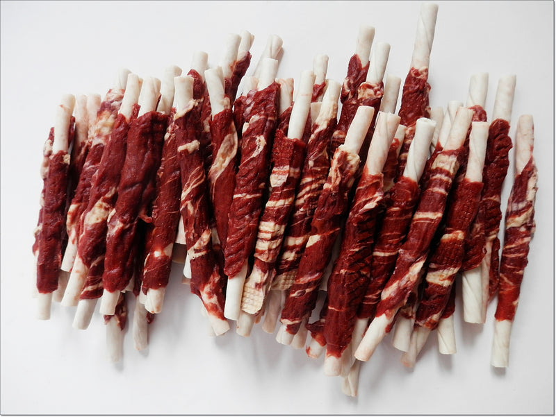 A008 Beef Sticks with Lamb