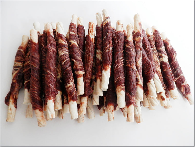 A009 Beef Sticks with Rabbit