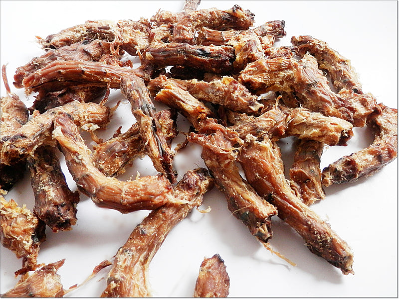 Dried Chicken Neck