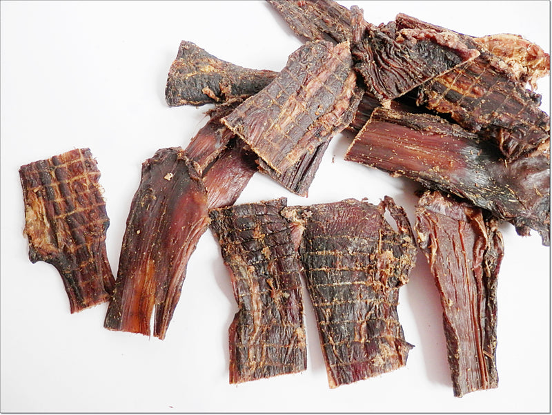 Dried Beef Flat Throat