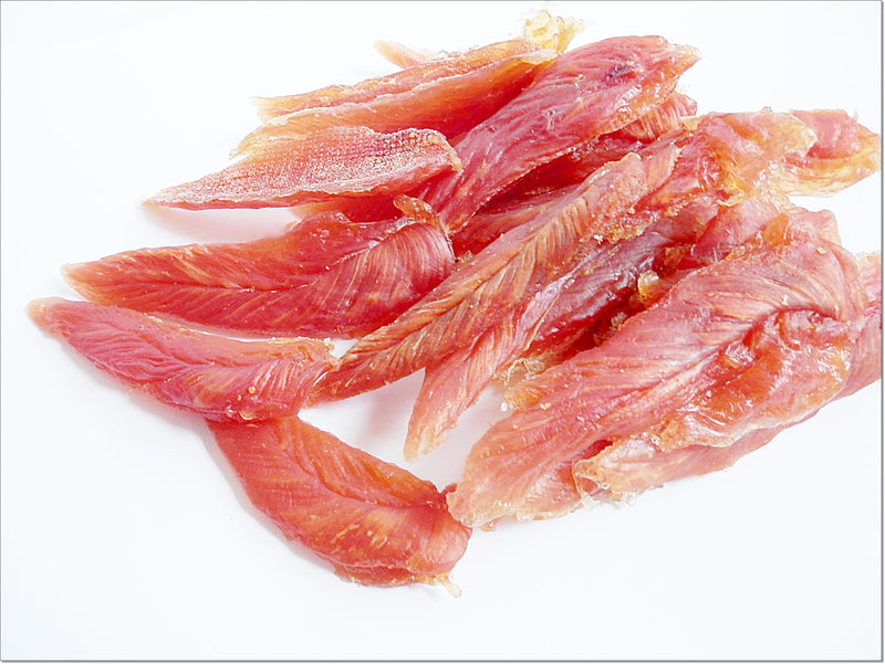 A119 Dried Soft Chicken Breast Strips