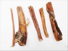 Dried Bully Sticks Mixed Thickness