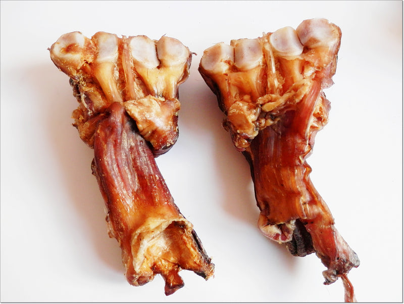 Beef Neck Tendons with Meat