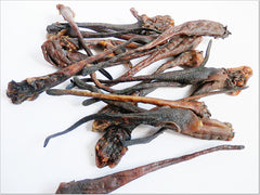 Dried Wild Boar Tails