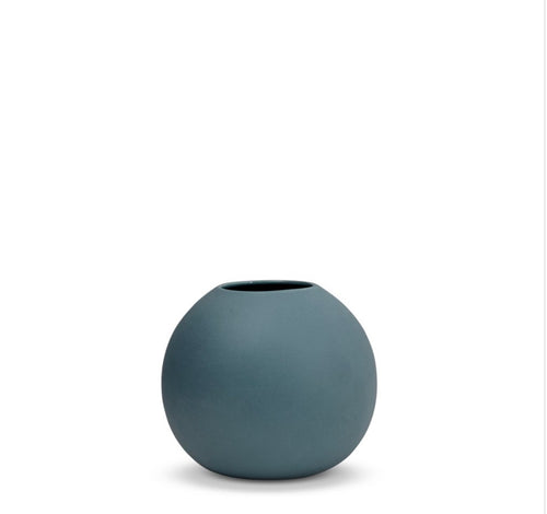 Cloud Bubble Vase Steel (M) - Mandi at Home