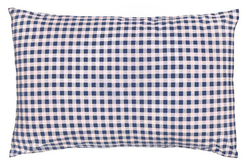 Gingham Pillowcase - Castle and Things - Mandi at Home