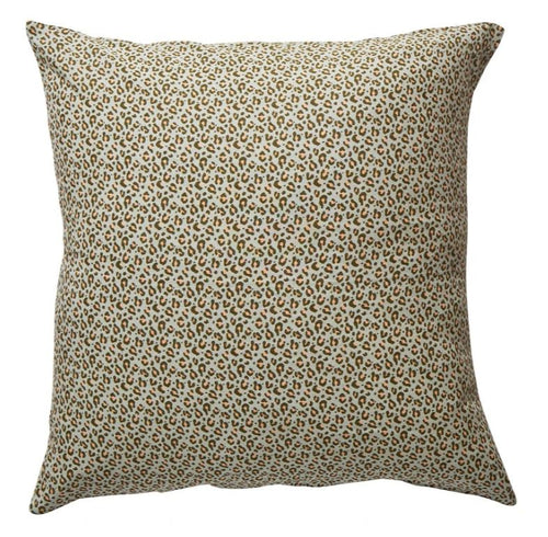 Ajo Linen Euro Pillowcase -Saltbush - Mandi at Home