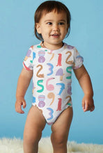 Load image into Gallery viewer, Animals Counting - Short Sleeve Body Suit - Mandi at Home