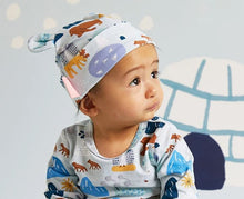 Load image into Gallery viewer, Big Adventure - Lunar Baby Hat - Mandi at Home