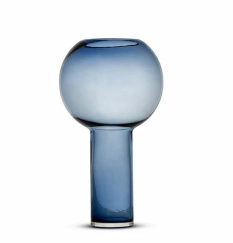 Balloon Vase - Blue Small - Mandi at Home