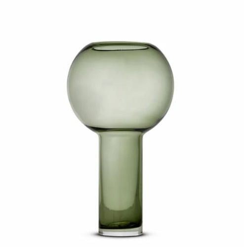 Balloon Vase - Green Small - Mandi at Home