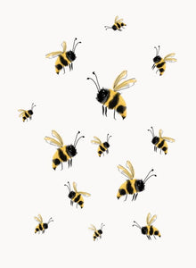 Art Print - Bees - Mandi at Home