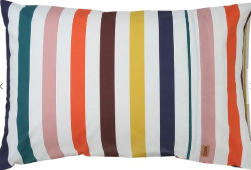 Big Stripe Cotton Pillowcase - Kip & Co - Mandi at Home