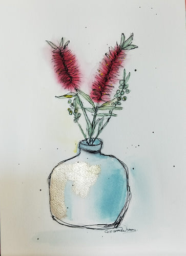 Bottled Bottle Brush - Original- Gillian Roulston - Mandi at Home