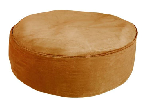 BUTTERSCOTCH FLOOR CUSHION - Mandi at Home