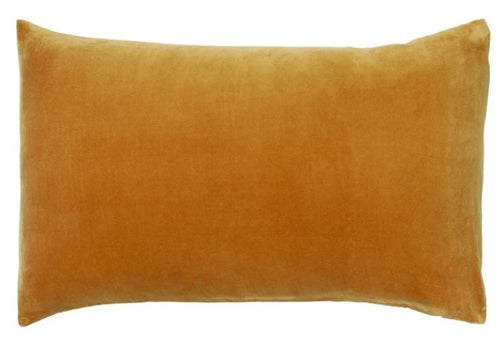 Butterscotch Velvet Pillowcase - Mandi at Home