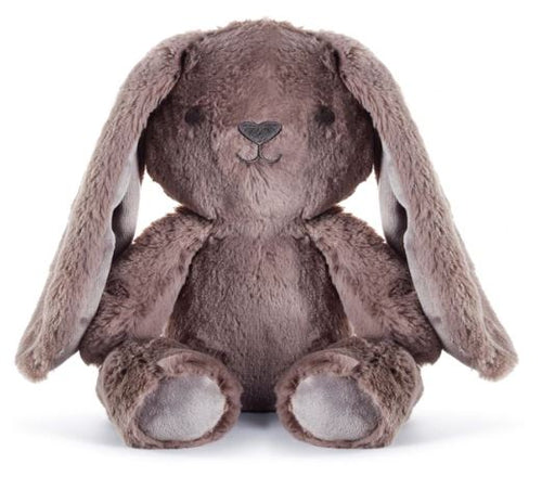 Earth Taupe Byron Bunny Huggie - O.B. Designs - Mandi at Home