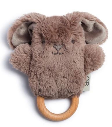 Byron Bunny - Wooden Teether - Mandi at Home
