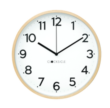 Load image into Gallery viewer, Black Clock - Mandi at Home