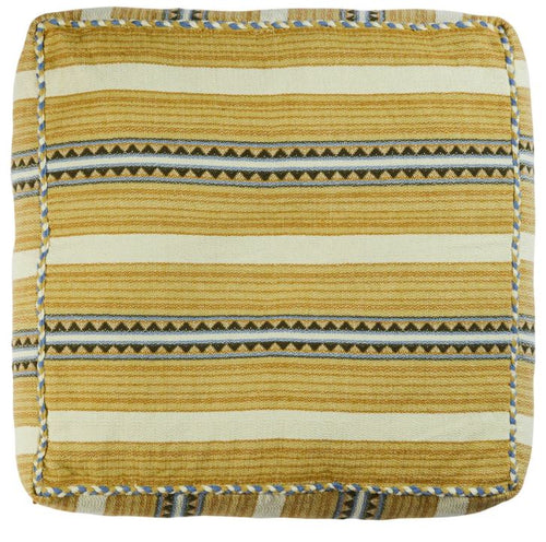 Cadence Woven Floor Cushion - Sage and Clare - Due late January - Mandi at Home