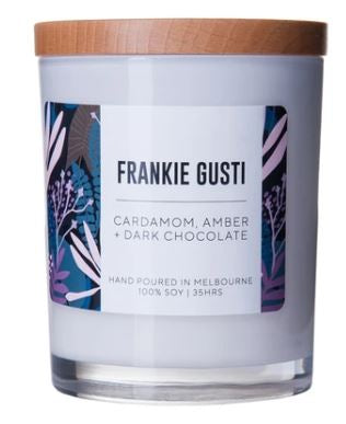 Signature Frankie - Cardamon, Amber and Dark Chocolate - Small - Mandi at Home