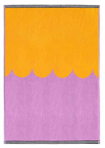 Sherbet Hand Towel - Castle and Things - Mandi at Home