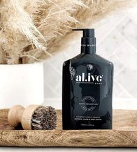Load image into Gallery viewer, Hand and Body Wash - Coconut and Wild Orange - al.ive body - Mandi at Home