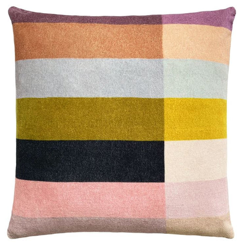 Colour Block Cushion - Mandi at Home