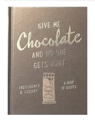Slogans - Give me Chocolate - Mandi at Home