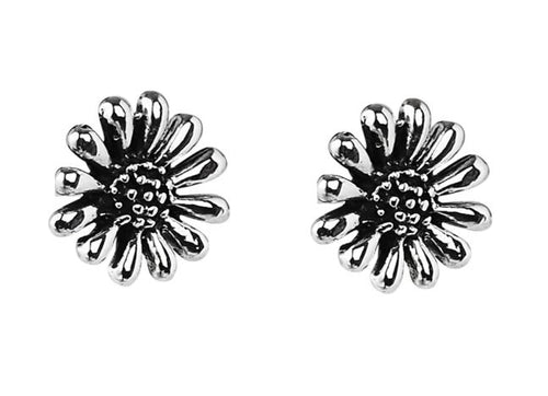 NAJO - Daisy Stud Earring - Silver - Mandi at Home