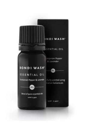 Bondi Wash Essential Oils - Sydney Peppermint & Rosemary - Mandi at Home