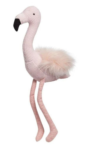 Florence the Pink Flamingo Toy - Mandi at Home