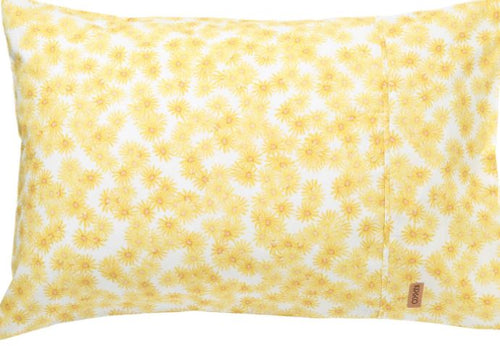 FORGET ME NOT COTTON PILLOWCASES-Single - Mandi at Home