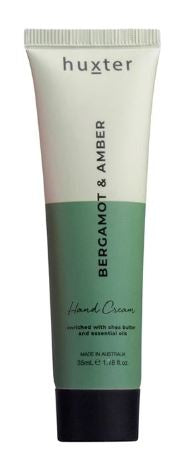 Hand Cream Duo 35ml - Bergamot and Amber - Mandi at Home