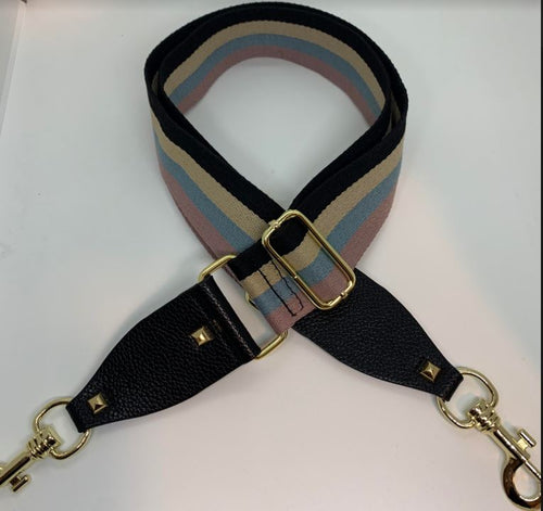 Handbag Strap - Multi Stripe - Mandi at Home