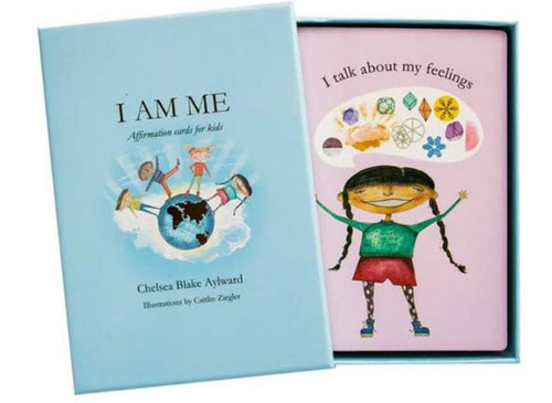 I Am Me - Affirmation Cards - Mandi at Home